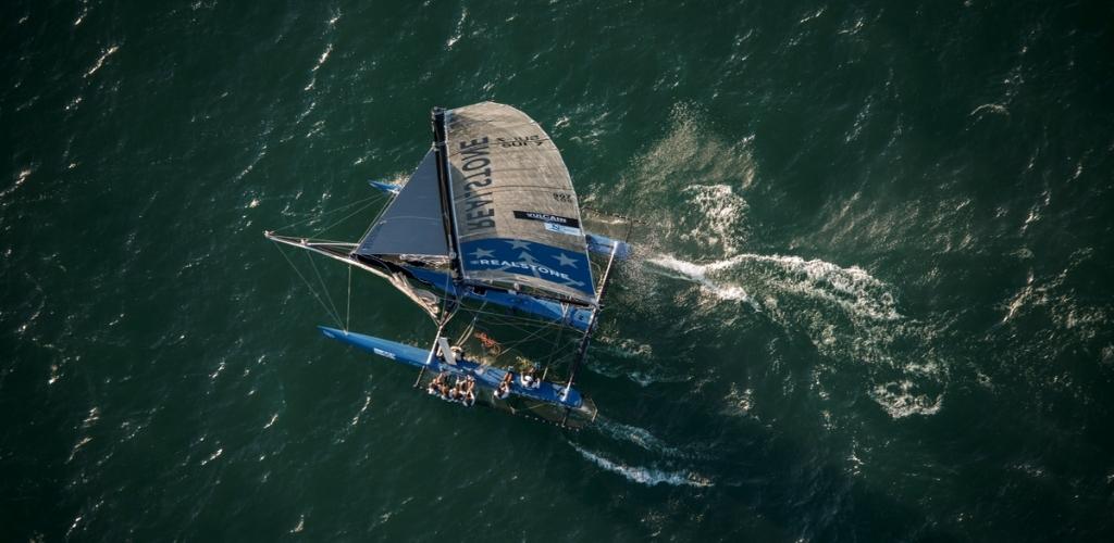 Vulcain Trophy 2012 - Bol d\'Or Mirabaud - Realstone Sailing / Copyright : Loris Von Siebenthal.com