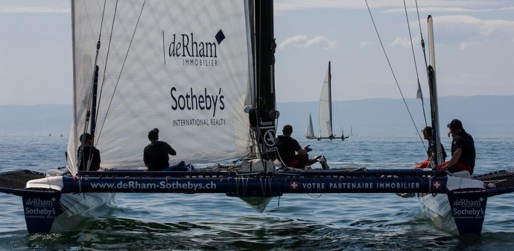 Vulcain Trophy 2012 - Bol d\'Or Mirabaud - de Rham Sotheby\'s / Y. Ryncki - myimage
