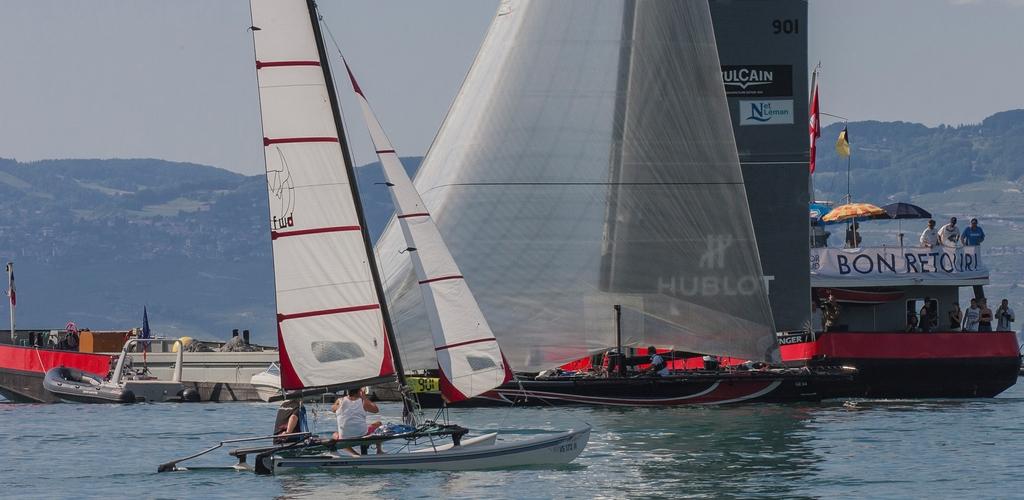 Vulcain Trophy 2012 - Bol d\'Or Mirabaud - Alinghi / Y. Ryncki - myimage