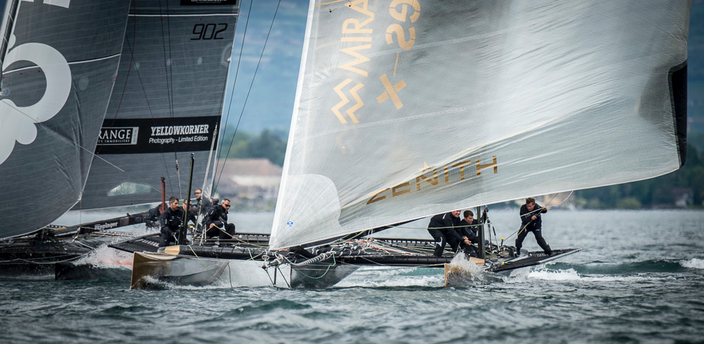 Ladycat powered by Spindrift racing-copyright Loris von Siebental