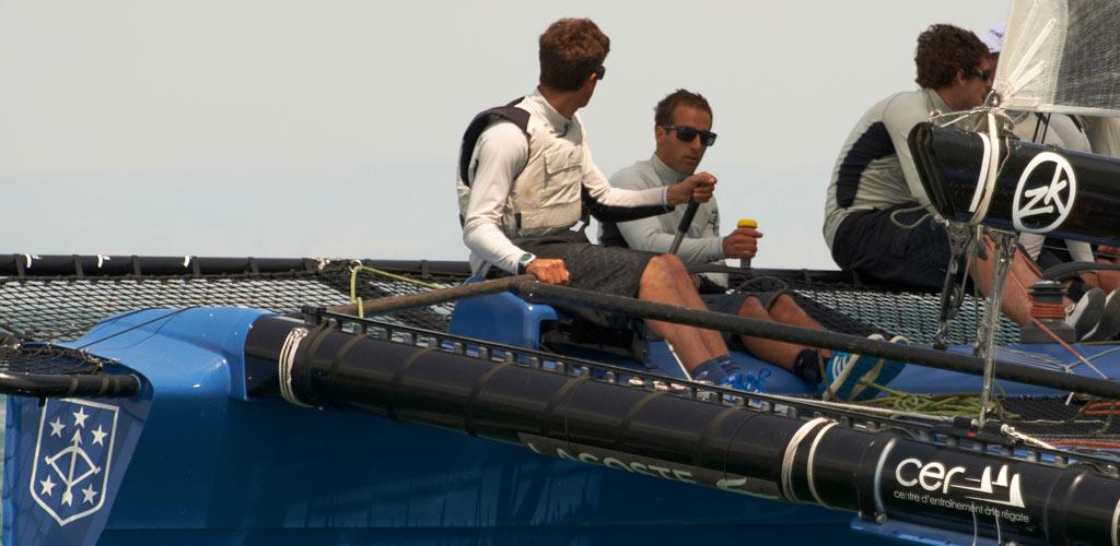 Vulcain Trophy / 2012 Open de Crans / P. Menoux