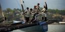 Victoire de Realstone Sailing ! / P. Menoux