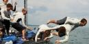 Realstone Sailing à l\'eau / P. Menoux